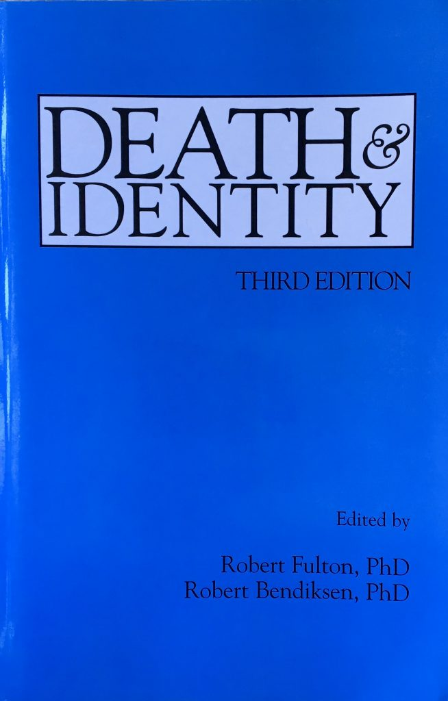 Cover of Death and Identity, Third Edition