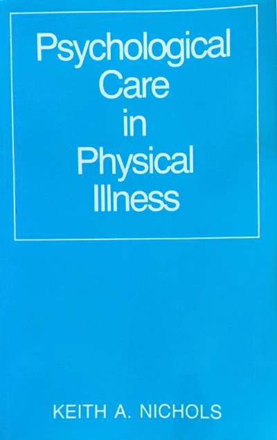 Psychological Care in Physical Illness