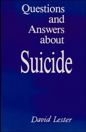 Questions and Answers about Suicide