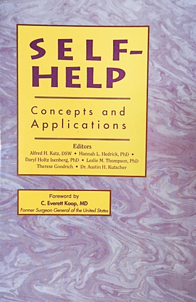 Self-Help: Concepts and Applications